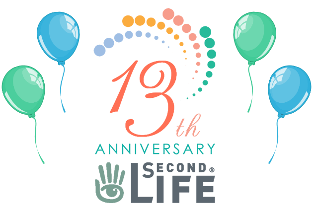 Celebrate Our 13th Year!